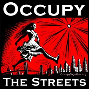 Occupy The Streets