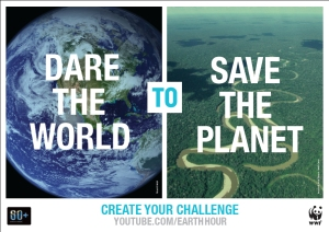 Dare the World to Save the Planet